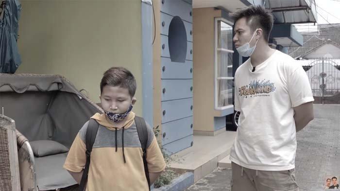 Baim Wong Umbar Kenakalan Gilang Bocah yang Ditolongnya, Suami Paula Meradang: Saya Jadi Malu !