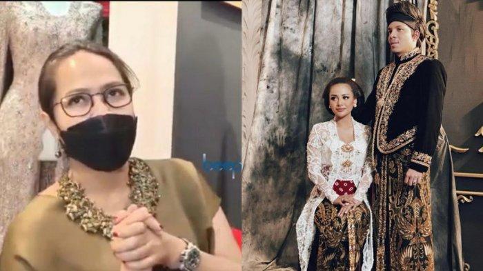 Desainer Bocorkan Konsep Baju Pengantin Aurel dan Atta Halilintar, Tidak Seksi Simpel Tapi Elegan