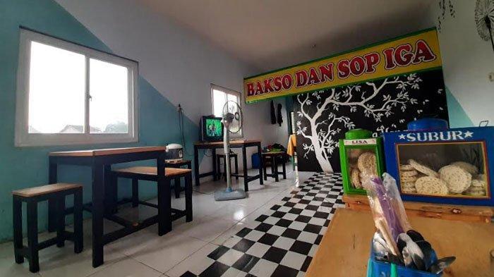 Bakso dan Sop Iga Pangeran di Bojonggede, Kabupaten Bogor