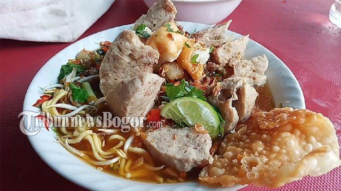 3 Tempat Makan Bakso di Bogor dengan Porsi Jumbo, Dijamin Kenyang