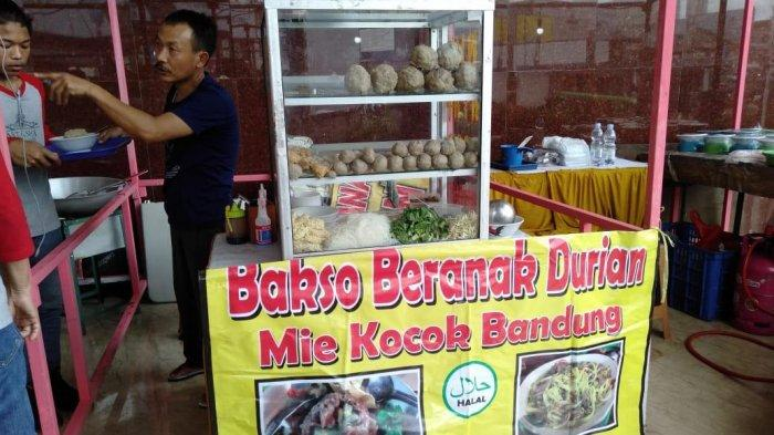 Bazar Rakyat Bogor Street Festival CGM 2020, Ada Bakso Beranak Durian