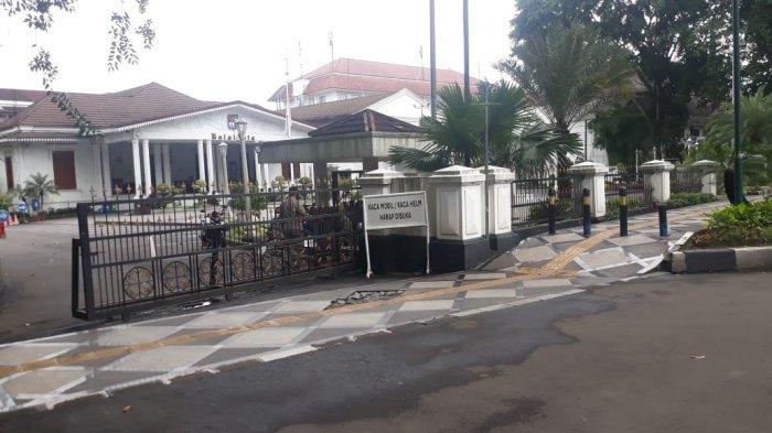 Sebanyak 27 ASN Positif Covid, Balaikota Bogor Diberlakukan Lockdown, Begini Kondisinya