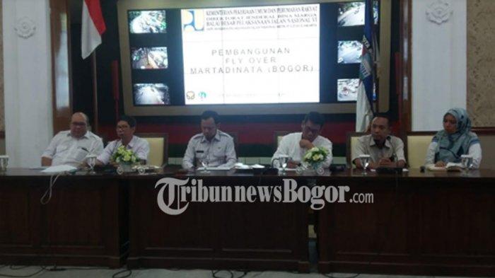 Fly Over Jalan RE Martadinata Bogor Akan Segera Dibangun