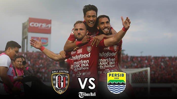 Tekuk Persib Bandung, Bali United Selangkah Lagi Juara Liga 1 2019