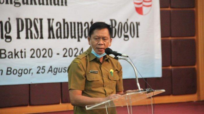 PRSI Kabupaten Bogor Minta Sarana Kolam Renang, Ini Respon Kadispora