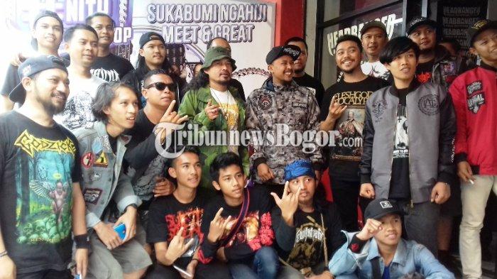 Ngopi Bareng Fans, Band Jasad Kampanye Revolusi Metal