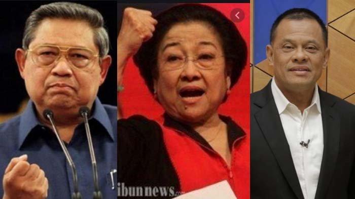 Bandingkan dengan Gatot, Aksi SBY ke Megawati Diungkit Lagi, Darmizal: Itu Kemunafikan atau Khianat?