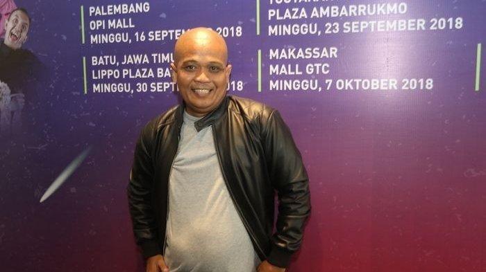 Pelawak Bang Sapri Pantun Dikabarkan Sakit, Ruben Onsu Tunjukan Foto Kondisi di Rumah Sakit