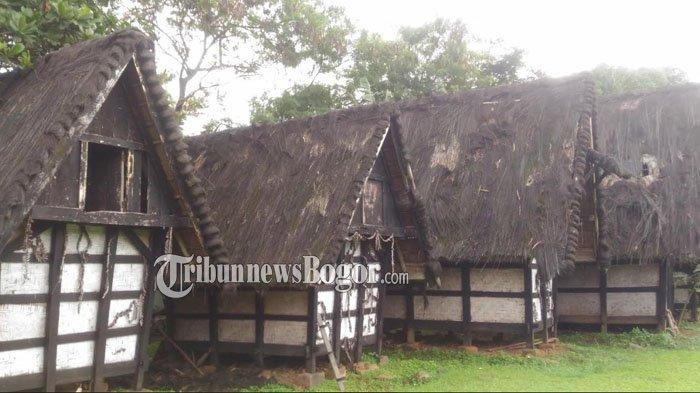 Kampung Budaya Sidang Barang Bogor Terancam Dijual