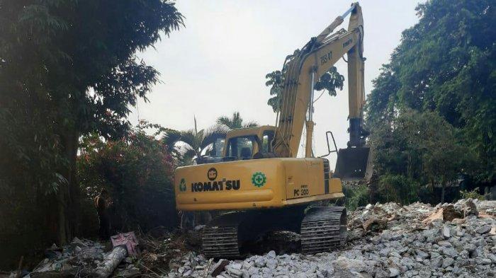 Pembangunan Alun-alun Kota Bogor Sudah Capai 25 Persen