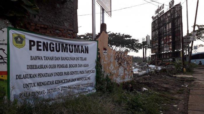 Tata Kawasan Sentul Bogor, Pemkab Bogor Bongkar Sejumlah Bangunan