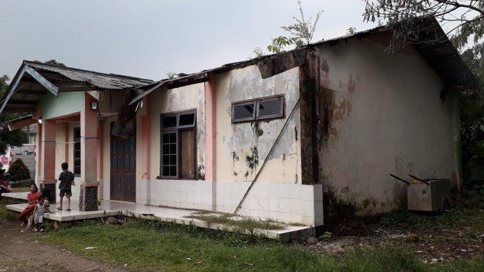 Terbengkalai hingga Terkesan Seram, Bangunan Kosong di Cibinong Ini Bakal Dibongkar