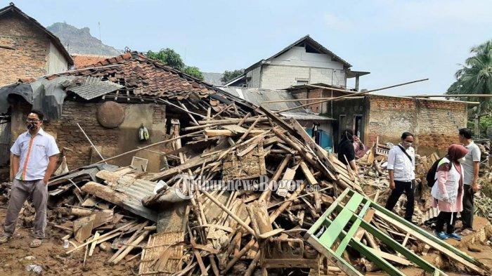 5 Titik Tambang Liar Diduga Jadi Penyebab Banjir di Cigudeg Bogor