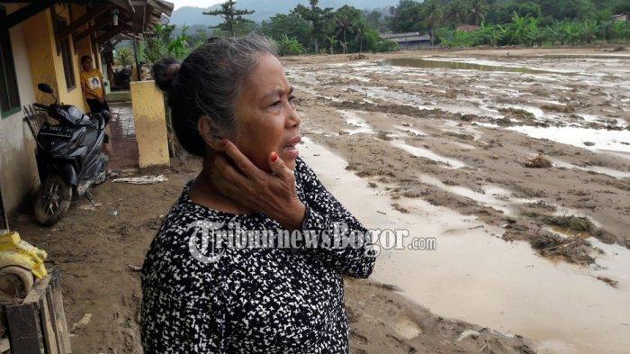 Begini Kondisi Korban Banjir Bandang di Bogor, Tahan Lapar 2 Hari, Pakai Air Kotor Buat Nyuci
