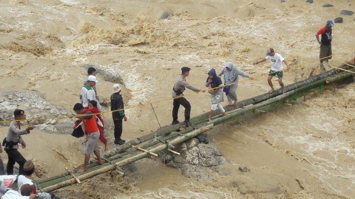 BREAKING NEWS - UPDATE Korban Bencana di Kabupaten Bogor: 5 Tewas, 19 Dirawat, 3 Hilang