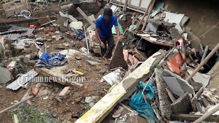 Bogor Dikepung Banjir dan Longsor, Ini Daftar 9 Kecamatan yang Rusak Akibat Bencana Alam