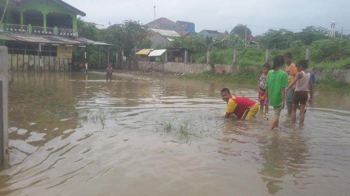 Sempat Terendam Selama 6 Jam, Banjir di Kampung Keramat Kota Bogor Mulai Surut