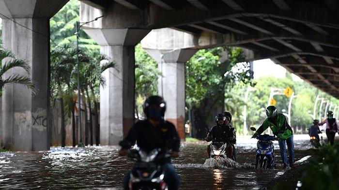 Masih Ada Tiga Titik Banjir di Kelapa Gading Rabu Pagi Ini