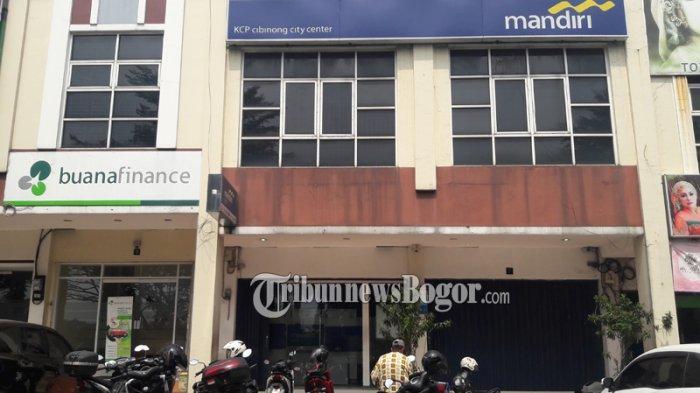 Bank Mandiri Eror - Nasabah di Bogor Tidak Bisa Cek Saldo Lewat Mesin ATM, Muncul Tulisan Ini