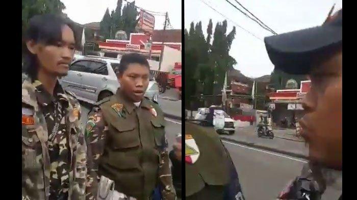 Viral Video Kader Banser Diganggu Orang Tak Dikenal di Jakarta Selatan, GP Ansor Lapor Polisi