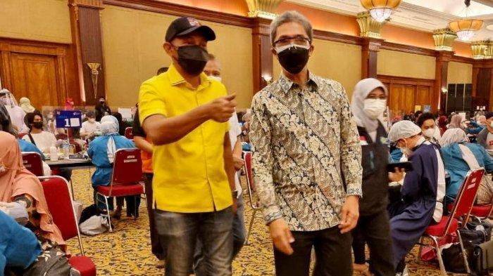 Hadapi Pandemi Covid-19, Yellow Clinic Kota Bogor Gelar Vaksinasi Massal