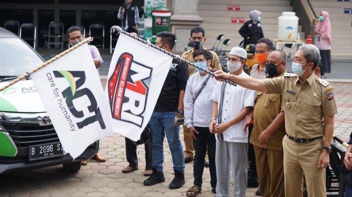 ACT Cabang Bogor Kirim 15 Ton Bantuan ke Sulawesi Barat