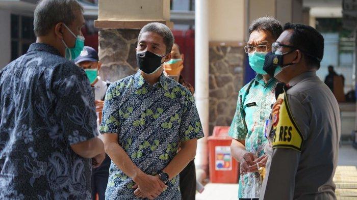 Kota Bogor Terima Bantuan 20 Unit Oxygen Concentrator dari BNPB