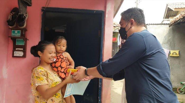 Tekan Angka Gizi Buruk di Kota Bogor, THE 1O1 Suryakencana Bagikan Ratusan Box Susu untuk Balita