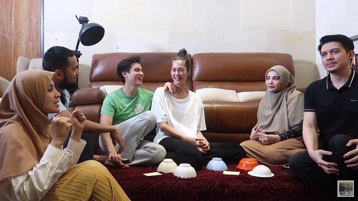 Baim Wong Tuntun Paula Verhoeven Baca Ayat Al Quran, Shireen Semangati BaPau Ngaji : Bisa Tapi Malu