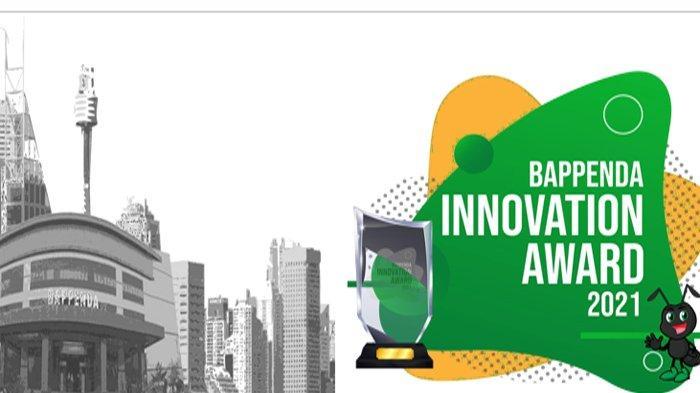 Bappenda Innovation Award 2021