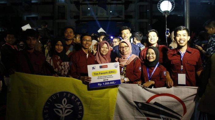 Mahasiswa IPB Sabet Juara Favorit di Kompetisi Kapal Cepat Tak Berawak Nasional