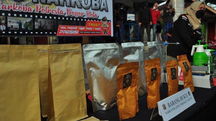Pemilik Home Industri Tembakau Sintetis di Bogor Kakak Adik, Bagi Tugas Meracik hingga Mengedarkan