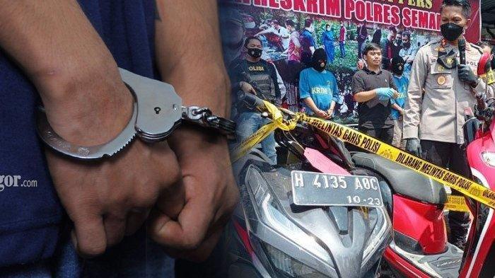Modus Ajak Kencan Wanita, Pria Diam-diam Bawa Kabur Motor saat Korban Mandi : Bingung Gak Punya Uang