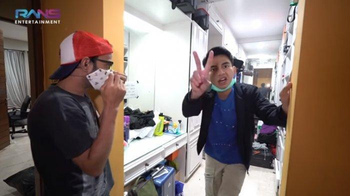 Baru Tinggal di Rumah Raffi Ahmad, Dimas Ngaku Barangnya Hilang : Dipake Orang tapi Gak Balik-balik