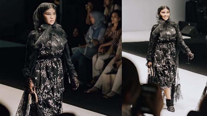 Meldi Murka Disebut Boncel dan Gaunnya saat Fashion Show Dikritik, Singgung Lebby Ponakan Depe ?