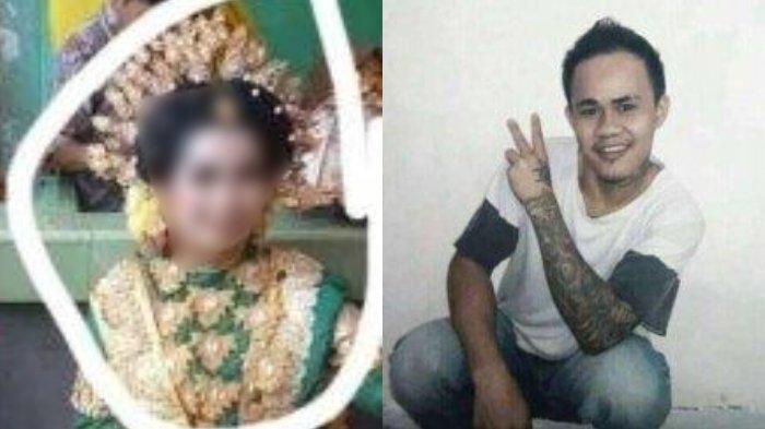 baru sebulan nikah, wanita 14 tahun dibunuh suami, sempat ungkap firasat ini ke keluarga