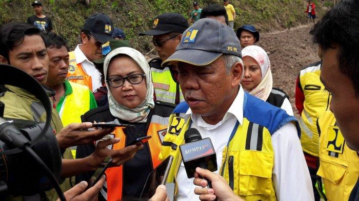 Hasil Tes Virus Corona, Menteri PUPR Hadimuljono Negatif Covid-19