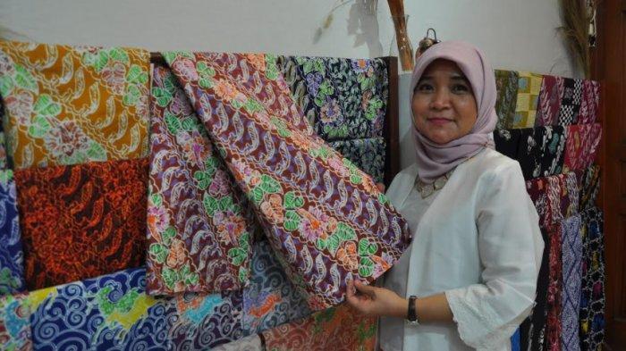 Mengenal Lebih Dekat Batik Bogor Handayani Geulis, Punyak Banyak Makna Tersirat