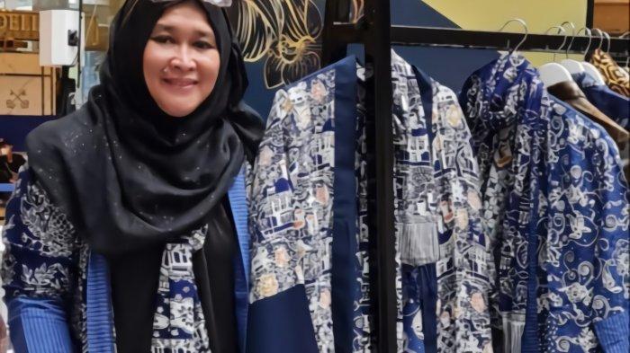 Kenalkan Batik Bogor, FridAulia Indonesia Ramaikan Pekan Kerajinan dan Karya Kreatif di Bandung