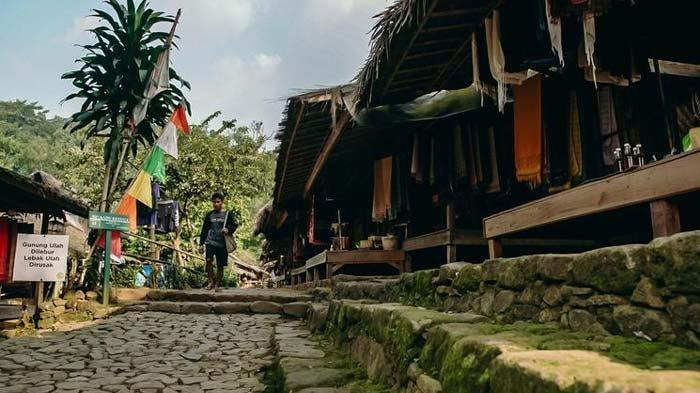 Kawasan Suku Adat Baduy