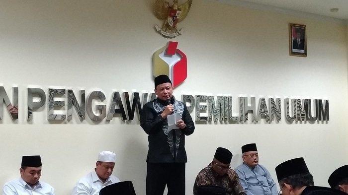 Bawaslu RI Gelar Doa Bersama Untuk Petugas Pemilu yang Gugur saat Bertugas