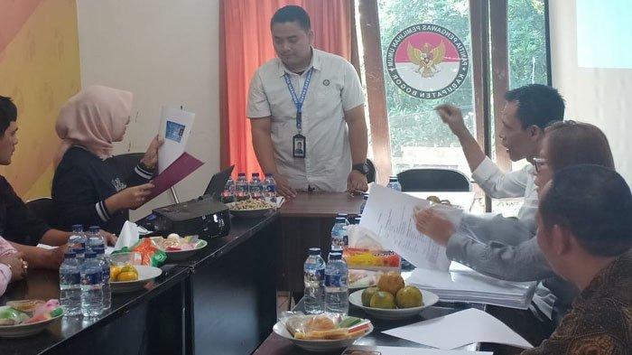 Bawaslu Jabar Soroti Adanya Pertambahan DPTB Pada Pemilihan Bupati Bogor