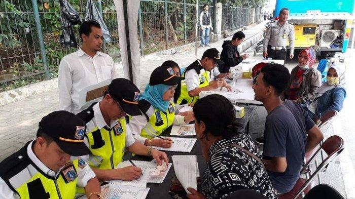 Bebas Denda Pajak Kendaraan di Jakarta Diperpanjang