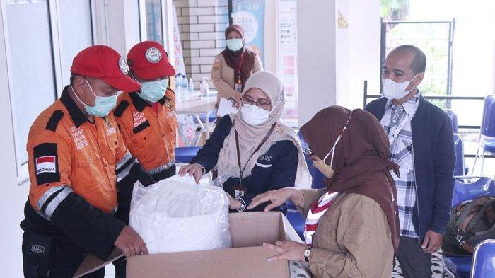 Antisipasi Bencana, Kota Bogor Dapat Bantuan 3 Tenda Besar dari Baznas