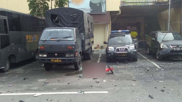 Mabes Polri Ungkap Hasil Idetifikasi Pelaku Bom Bunuh Diri di Medan, Bom Disembunyikan di Tempat Ini