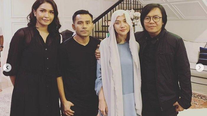 BCL Matanya Sembab saat Foto Bareng Judika dan Ari Lasso, Akan Hadir di Grand Final Indonesian Idol?