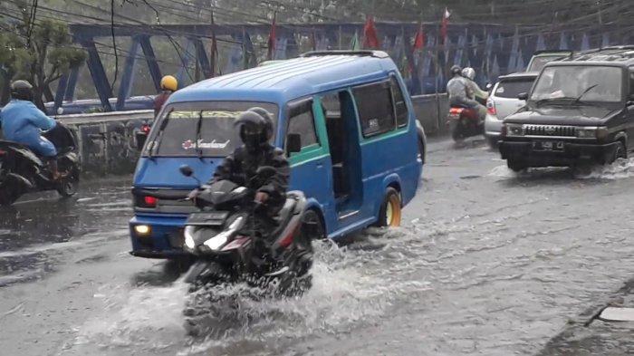 Terjadi Gangguan Atmosfer di Indonesia, BMKG Prediksi Musim Hujan Datang Lebih Awal