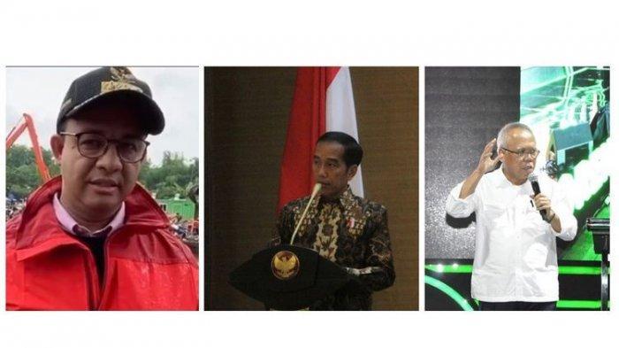 Anies Beda Pendapat dengan Jokowi, Andi Arief Pamer Momen SBY dan Jokowi Atasi Banjir 2013