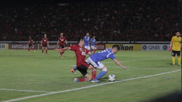 Hasil Piala AFC 2020 - Bali United Hantam Than Quang Ninh