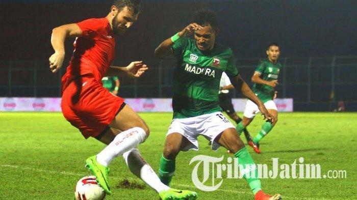 Live Streaming TV Online Madura United vs Persiraja Liga 1 2020, Bisa Tonton di HP